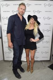 Jessica Simpson - Jessica Simpson Collection Fashion Show at Nordstrom in Los Angeles