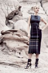 Jessica Stam - Photoshoot for Holt Renfrew