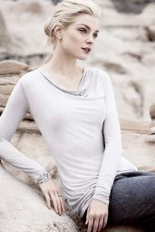 Jessica Stam - Photoshoot for Holt Renfrew