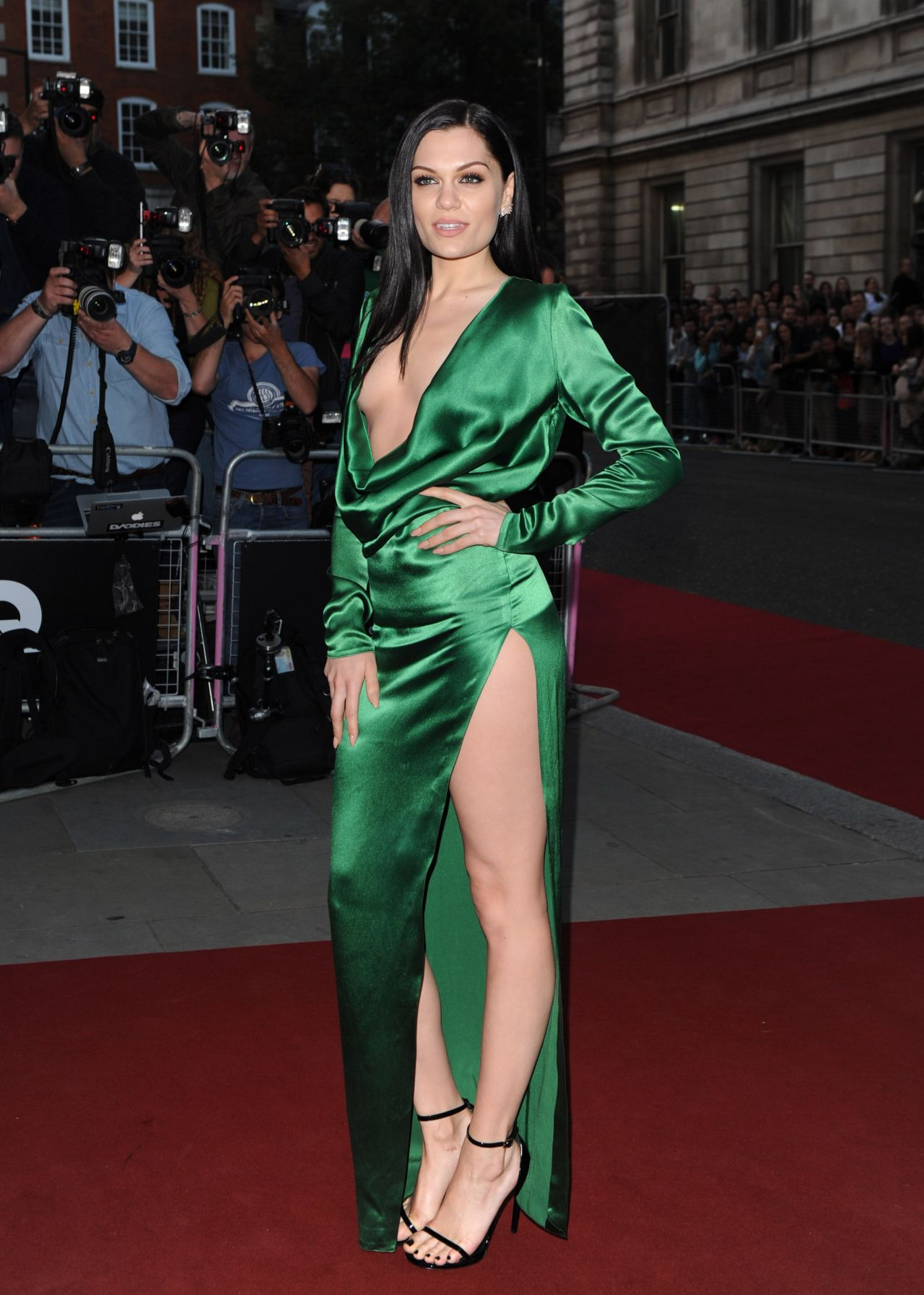 Jessie J – GQ Men of the Year Awards 2014 in London