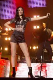 Jessie J Performs at Fusion Festival 2014 in Birmingham