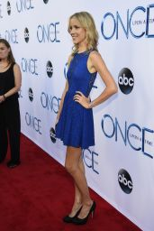 Jessy Schram – 'Once Upon A Time' Season 4 Screening in Hollywood