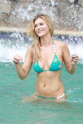 Joanna Krupa Bikini Photos - at a pool in Fort Lauderdale - August 2014