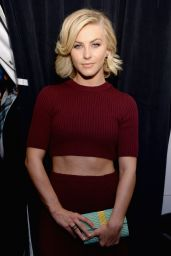 Julianne Hough - Marc Jacobs Fashion Show in New York City - Sept. 2014