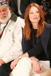 Julianne Moore - RALPH LAUREN Collection Spring 2015 Runway Show in NYC