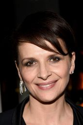 Juliette Binoche at Warner Bros. Pictures and Dolce & Gabbana 2014 TIFF Cocktail Party