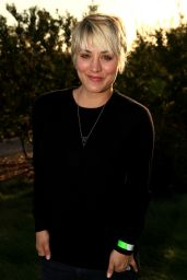 Kaley Cuoco - 2014 Rock4EB Charity Event in Malibu