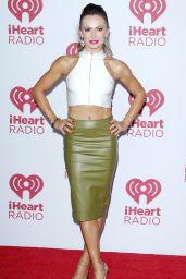 Karina Smirnoff - 2014 iHeartRadio Music Festival Night 1 in Las Vegas