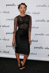 Kat Graham - Pamella Roland Fashion Show in New York City – Sep 2014