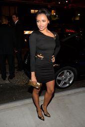 Kat Graham - Versus Versace Fashion Show in New York City - September 2014