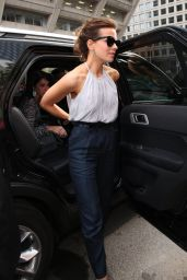 Kate Beckinsale - Out in Toronoto, TIFF 2014