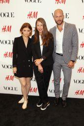Kate Mara - H&M & Vogue New York Fashion Week Panel Discussion