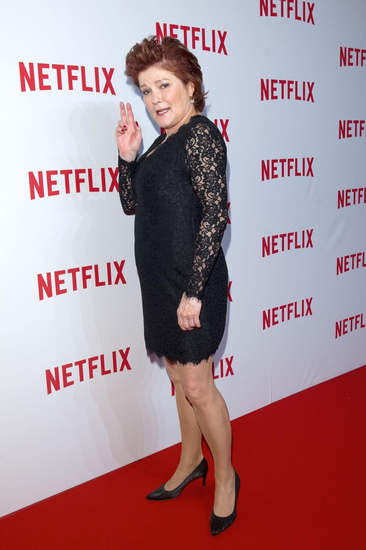 Kate Mulgrew - Netflix Hosts Pre Launch Party In Berlin - September 2014