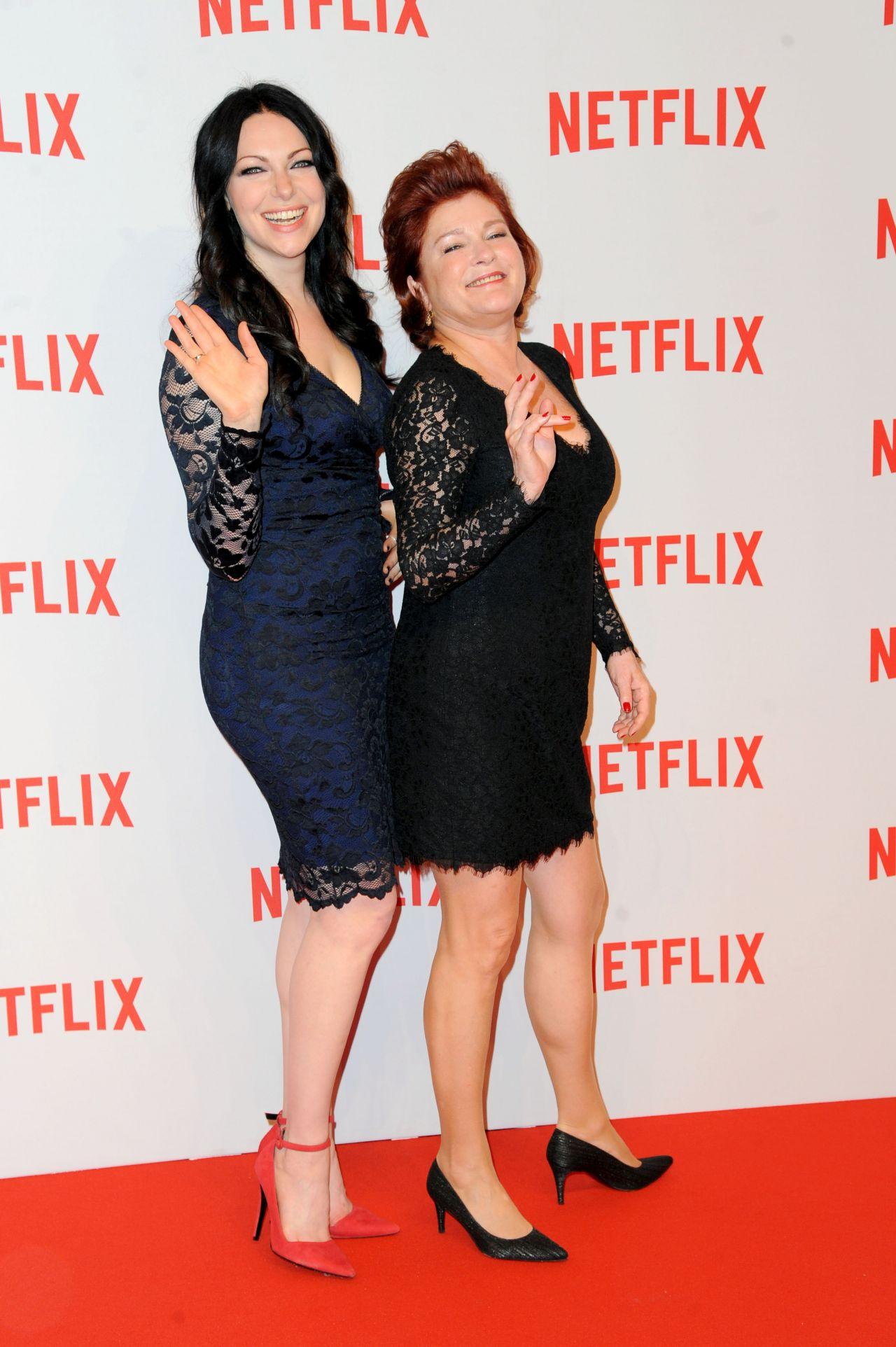 Kate Mulgrew - Netflix Hosts Pre Launch Party In Berlin - September ...
