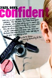 Kate Upton - Cosmopolitan Magazine (USA) October 2014 Issue