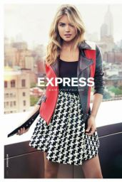 Kate Upton - Express Collection Ads - Fall 2014