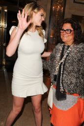 Kate Upton – Harper's Bazaar Celebrates Icons By Carine Roitfeld in New York City