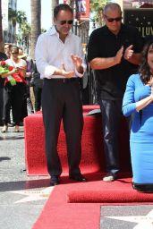 Katey Sagal - Hollywood Walk of Fame Ceremony - September 2014