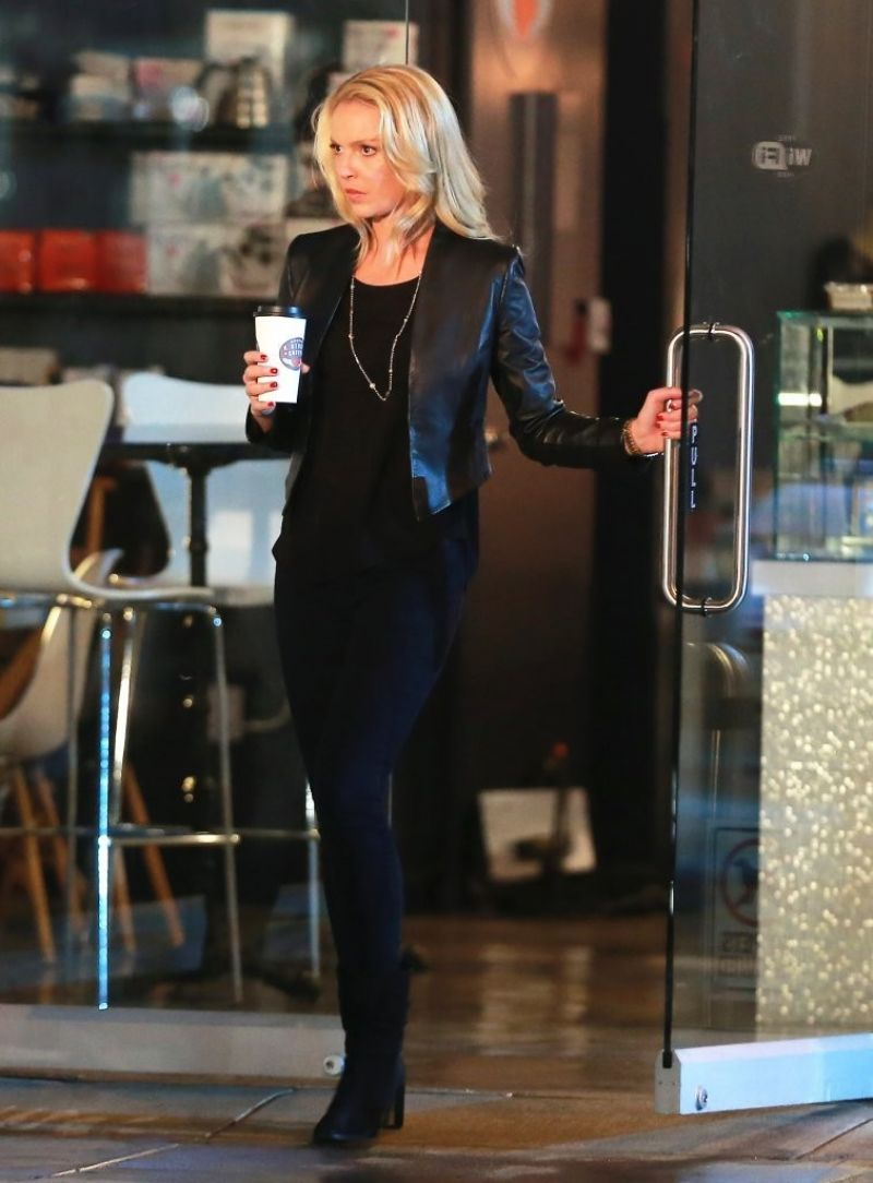 Katherine Heigl State Of Affairs Set Photos