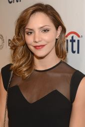 Katherine McPhee - Fall 2014 TV Preview Party for CBS Scorpion at Paleyfest in Beverly Hills