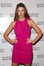 Katherine Webb - Badgley Mischka Fashion Show in New York City – Sep 2014