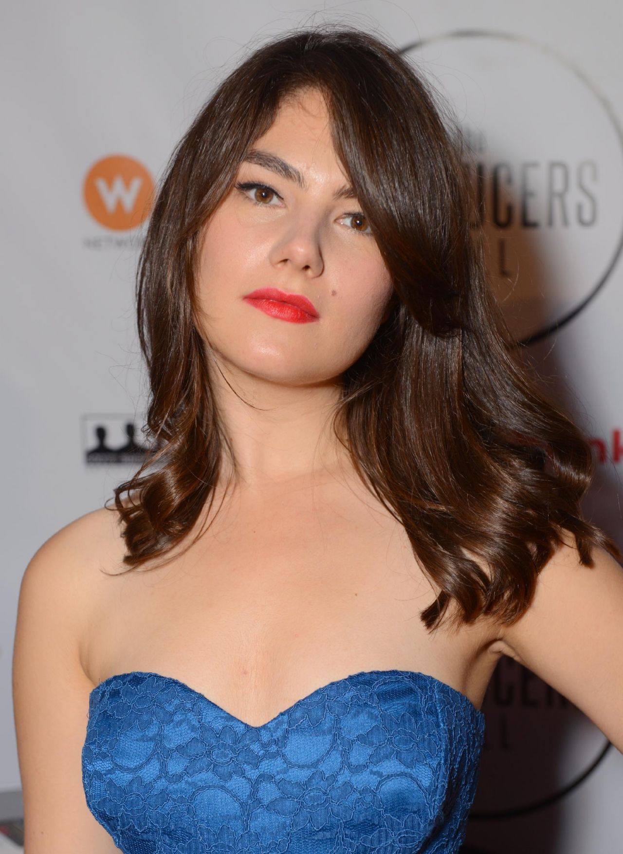 Katie Boland - Producers Ball at the Royal Ontario Museum - September 2014