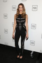 Katie Cassidy - Herve Leger By Max Azria Front Row & Backstage in New York City - Sept. 2014