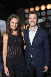 Katie Holmes - Dujour Magazine Fall 2014 Cover Launch in New York City