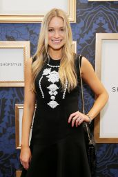 Katrina Bowden - Marchesa Voyage For ShopStyle Collection Eent in New York City - September 2014