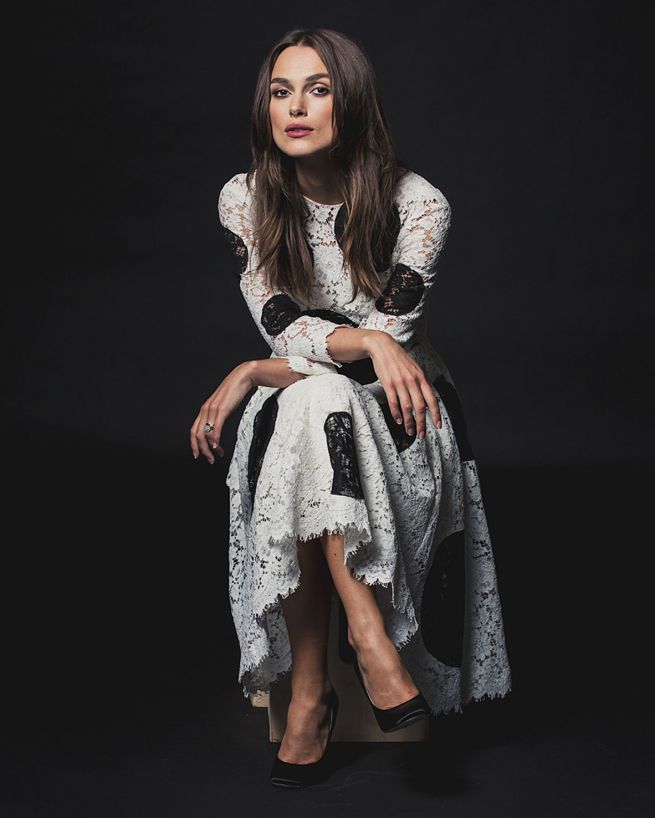 Keira Knightley - TIFF 2014 Justin Bishop