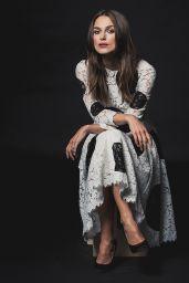 Keira Knightley - TIFF 2014 Justin Bishop