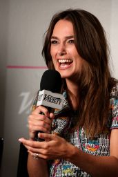 Keira Knightley – Variety Studio pPresented by Moroccanoil at Holt Renfrew at 2014 TIFF