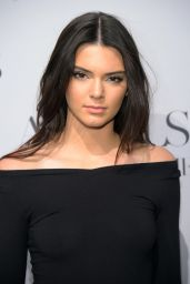 Kendall Jenner at Russell James' 'Angel' Book launch in New York City