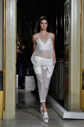 Kendall Jenner - Milan Fashion Week - Ports1961 Show - September 2014