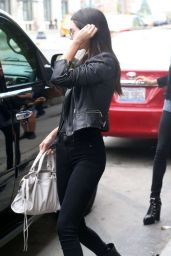 Kendall Jenner – Out in New York City - September 2014