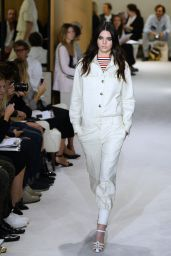 Kendall Jenner - Paris Fashion Week - Sonia Rykiel Catwalk, Sept. 2014