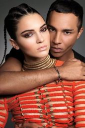 Kendall Jenner - Sunday Times Style Magazine - September 2014