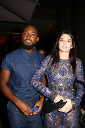 Kendall Jenner - Vogue Magazine (Italia) 50th Anniversary at Piazza Castello in Italy