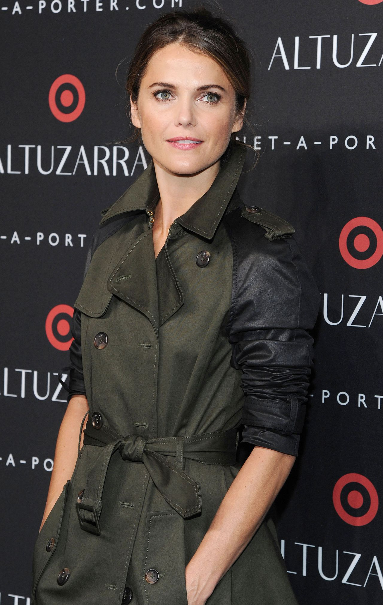 Keri Russell - Altuzarra For Target Launch event in New York City