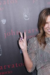 Kiele Sanchez - John Varvatos International Day of Peace in West Hollywood - September 2014