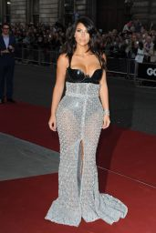 Kim Kardashian - GQ Men of the Year Awards 2014 in London