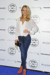 Kimberley Garner - Jeans for Genes Day 2014 in London