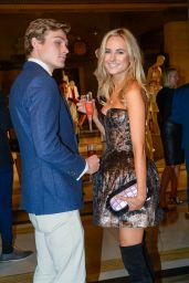 Kimberley Garner - Le Photographe Show in London - September 2014