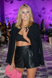 Kimberley Garner Looks Hot at Sorapol Catwalk Show in London - September 2014