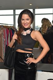 Kimberly Kisselovich - Bloggers Fashion Week at The Penthouse in London - September 2014