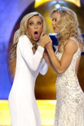 Kira Kazantsev - Crowned at the Miss America Pageant - September 2014