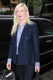 Kirsten Dunst - Leaving ABC