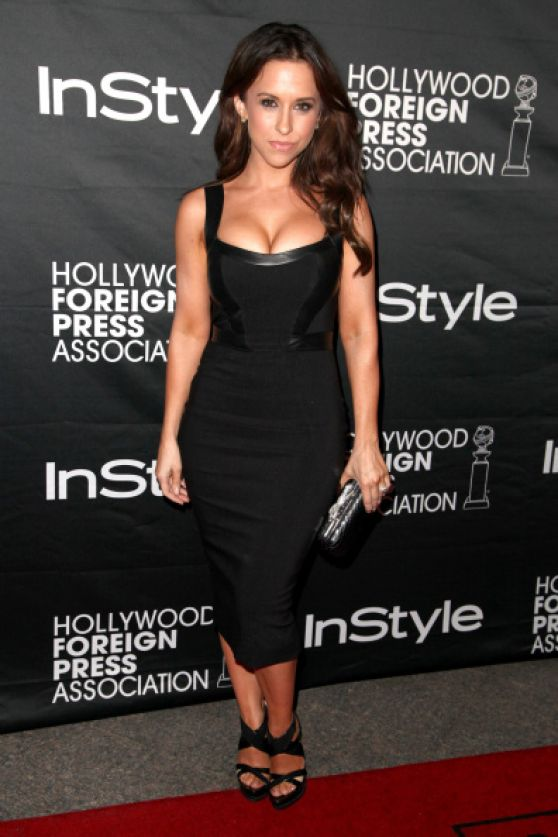Lacey Chabert Hollywood Foreign Press Association And