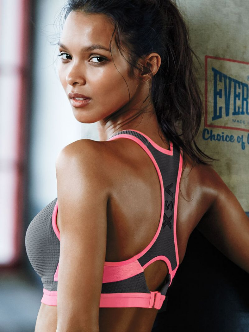 Lais Ribeiro Photoshoot For Victoria S Secret September 2014