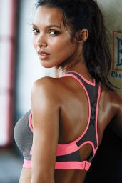 Lais Ribeiro Photoshoot for Victoria